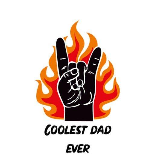 Mens t shirts Coolest dad