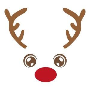 Men graphic tees Deer face