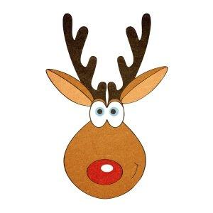 Men graphic tees Funny Deer