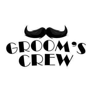 unisex rapper graphic cap Groom crew