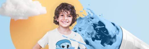 T-Shirts für Kinder